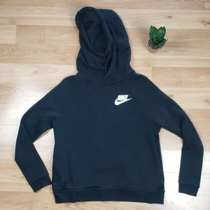 Nike Funnel Neck Hooded Sweatshirt